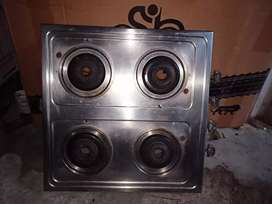 04 burner stove