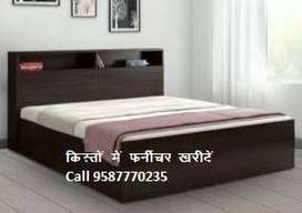 Offer on New Double bed With Box 7200,Finance available