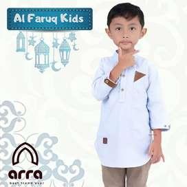 Al Faruq baju Koko anak