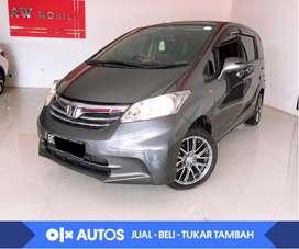 Honda FREED 1.5 S Automatic 2012 Pemakaian 2013
