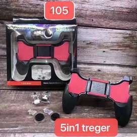 PUBG Mobile Triggers Controller Available