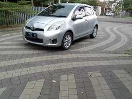 Toyota yaris matic 2012 Dp10jt cic 2,xxjtan