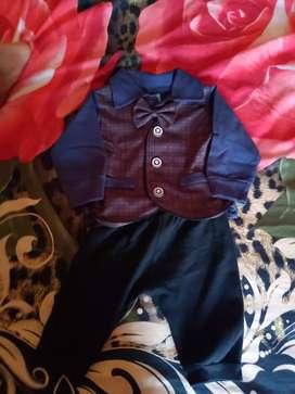 Baju jas bayi + dasi