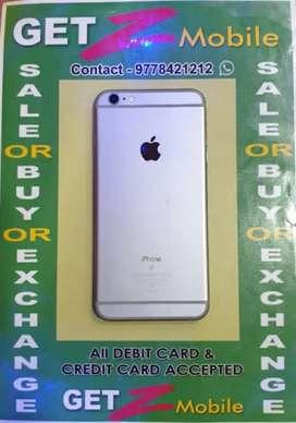 iPhone 6s Plus 32 GB Space Gray