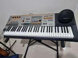 Jual keyboard synthesizer XWP1 kondisi bagus