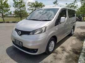 Mulus Rahayu Nissan Evalia Xv Automatic 2012 Silver