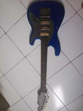 Gitar listrik lawas (fender) murah