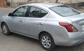 Nissan Sunny 2012 Petrol Good Condition