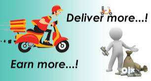 Openings For Delivery Executives in Dunzo, Grofers 0