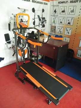 Treadmill Manual 6 Fungsi Massager id 6754