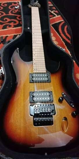 Ibanez Jem Flower, Ibanez S Series, Fender Stratocaster