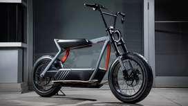 Harley Davidson Proto-1 Electric Bike
