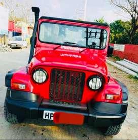 Mahindra Thar CRDe 4x4 AC, 2018, Diesel