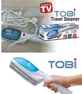 Tobi Portable Handheld Travel Iron Steamer for Clothes