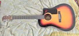 FENDER MODEL CD60CE