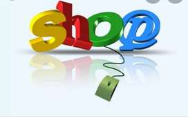 11 x 28 size showroom in famous market of raja park