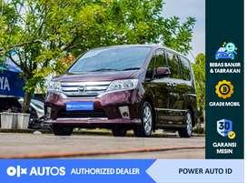 [OLX Autos] Nissan Serena 2013 HWS Autech Panoramic 2.0 A/T #PowerAuto