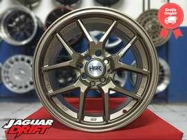 Velg Mobil Murah Hsr Hyura Ring 16 Buat Jazz Yaris Ford Fiesta dLL