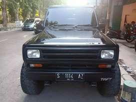 Taft 4x4 THN 1990 siap pakai