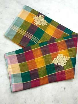 Preetisha sarees