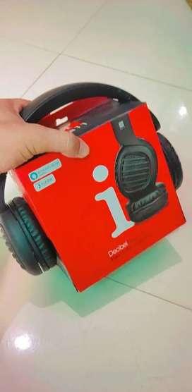 {very best version}  i_ball Alexa wireless Headphone