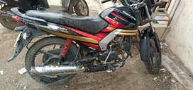 Mahindra motor cycle