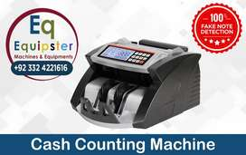 EQ Cash Counters in Pakistan -  Note Checking Machine -Fake Note Check