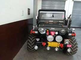 Jain motors jeeps