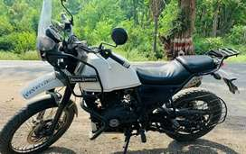 Plz don't waste your n my time .. Himalayan in good condition