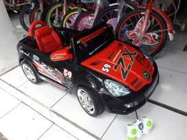 Mobil Aki Anak Remot Kontrol MVP Hugo T7422 Murah Awet Bandung