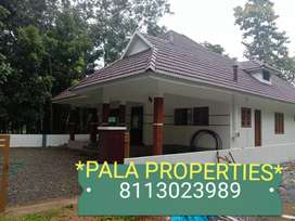 3 BEDROOM ATTACHED BATHROOM HOUSE PALA TOWN NEAR 3 KM GOOD RESIDENTIAL