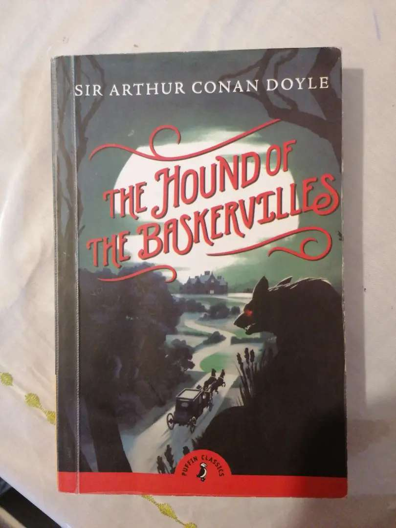 Hound of the Baskervilles. 0