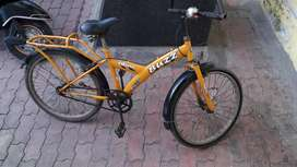 Cycle in pardi area