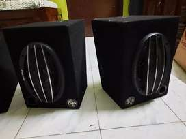 Pioneer speakers 300 watts