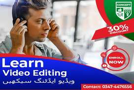 Learn Skill Video Editing, Graphic Designing, Digital Marketing, SEO