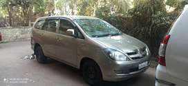 Toyota Innova 2008 model 7 seater