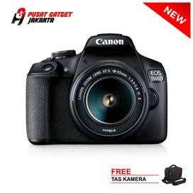 Kredit / Cash Kamera Canon EOS 1500D Kit EF-S 18-55mm F/3.5-5.6 IS II