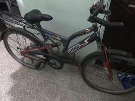 Bicycles shocker type