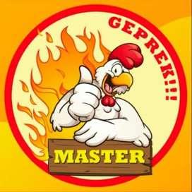 Lowongan Kerja di Ayam Geprek Master