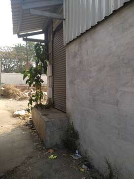 30000 sq.ft shed on rent at Satpur MIDC oppst to Bosch / Mico Company.