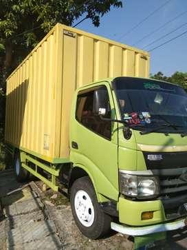 Hino dutro box 110Hd