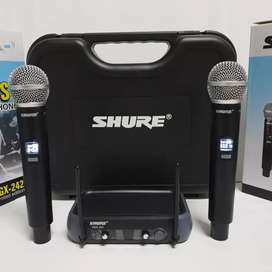 Microphone wirelless shure