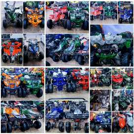 Battery fuel all sizes and model of Quad Atv Scooty bike available
