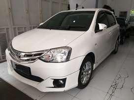 Toyota Etios Valco G M/T 2014 Putih Kondisi terawat