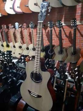 Gitar akustik tanam besi yamaha apx 500ii