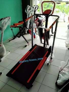 Alat fitness treadmill manual 5f