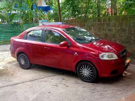 Chevrolet Aveo 2006 Petrol Well Maintained