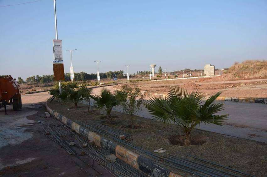 5 Marla Plot for Sale, I.C.H.S Town, Islamabad 0