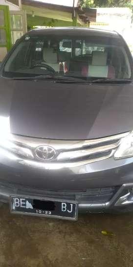 Dijual Cepat Toyota Avanza G 2014 Matic
