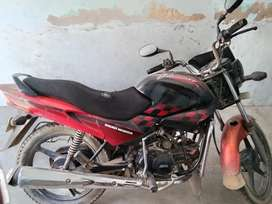 Hero honda , Galmour Bike. Which is at good condition and ready to use